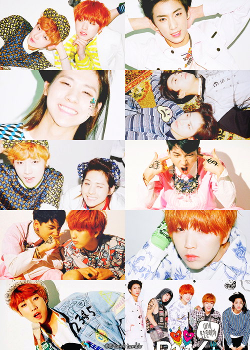 B1A4 - What's going on? by mayradias