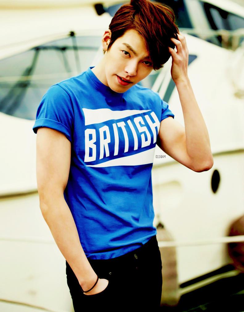 Kim Woobin by mayradias