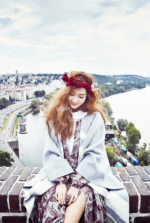 Jessica Jung. by mayradias