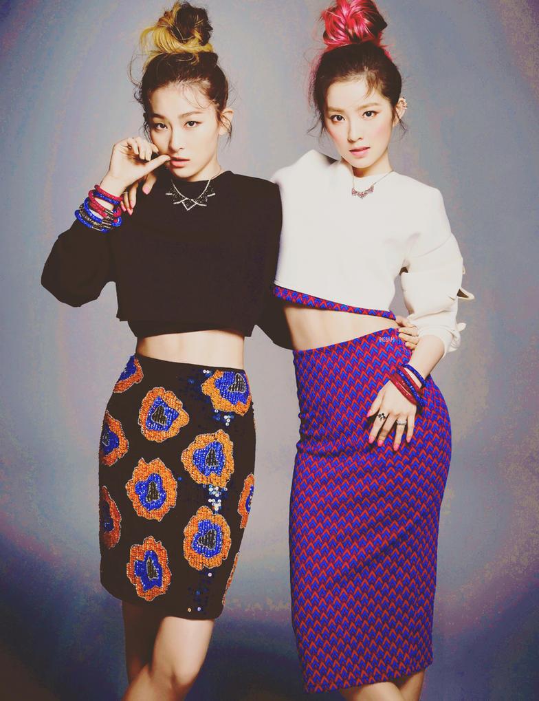 Red Velvet. by mayradias