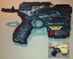 Nerf Element EX-6 painted