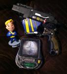 Nerf Proton Fallout mod