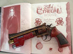Cthulhu based blaster pistol