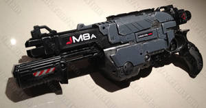 Mass Effect Nerf Praxis blaster gun