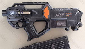 Nerf Rayven CS-18 for Urban Taggers .com
