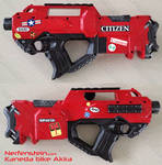 Nerf Rayven Kaneda's bike Akira mod