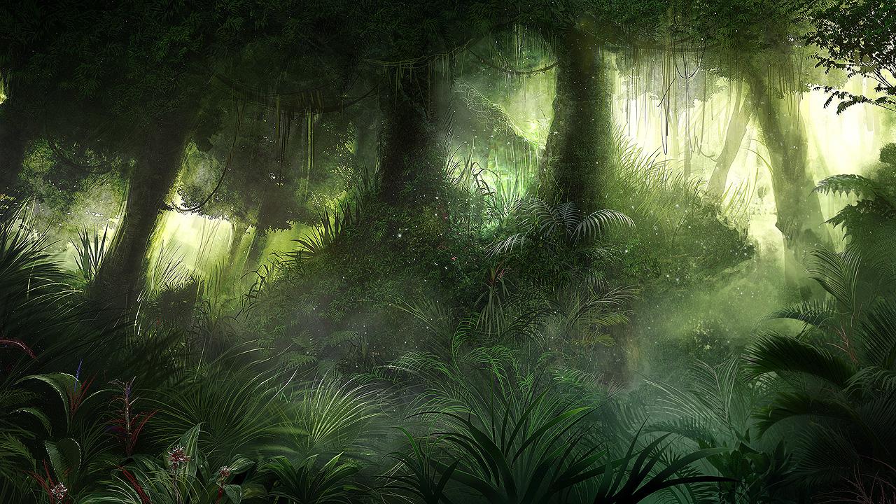 jungle by karatastamer on deviantart. Black Bedroom Furniture Sets. Home Design Ideas