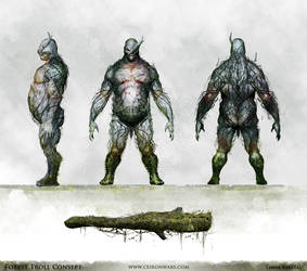 Forest Troll Sheet