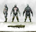 Forest Troll Sheet