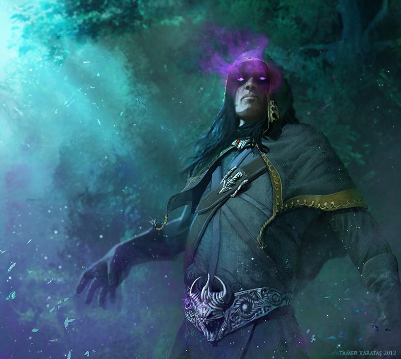Shadow Atronist by karatastamer