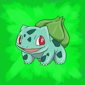 001 - Bulbasaur by Orangebandguy