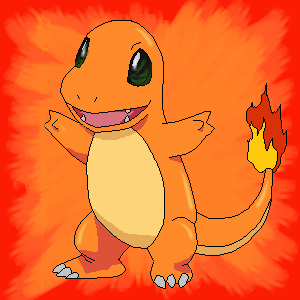 004 - Charmander by Orangebandguy