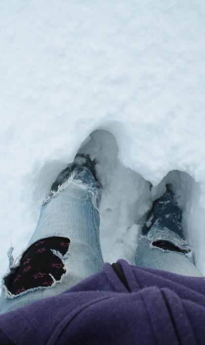 Deep Snow by RachelDS
