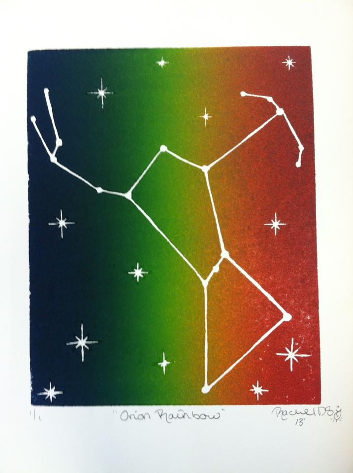 Orion Rainbow by RachelDS