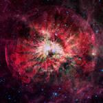 Space Fractal planet