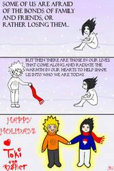 Happy Holidays by Toki-the-baker