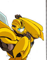 Robot hives by Swiper-dA