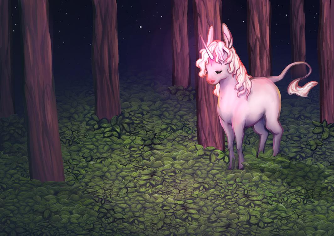 Unicorn by soupa12