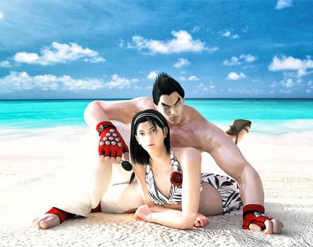 ! Old Tekken Summer !