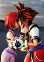 ! First (innocent)-Kiss ! by Sreliata