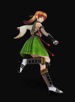 ! DoAD Kasumi - Sprint !