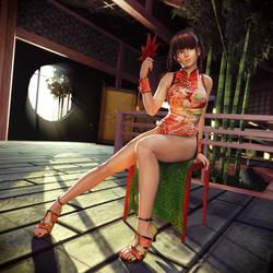 ! Leifang - Phoenix ! by Sreliata