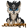 Chibi Wolf Link by JDSketch