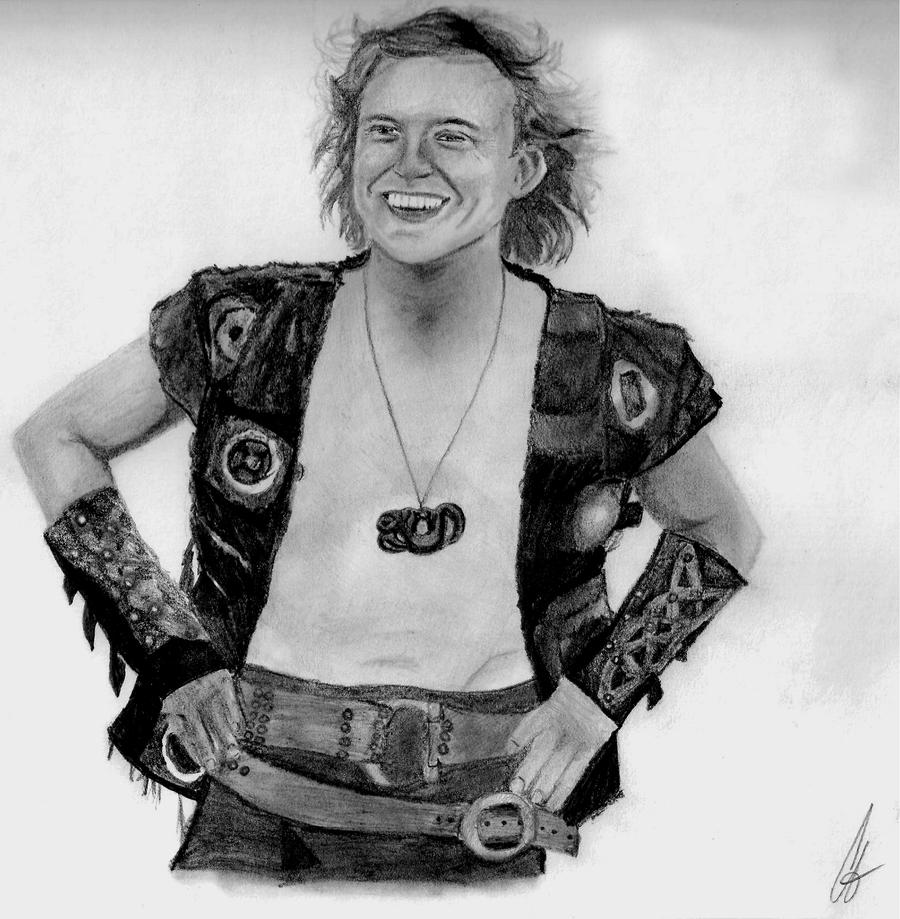 Autolycus Fan Art Iolaus by Nadalotus on...