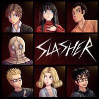 Slasher Personajes