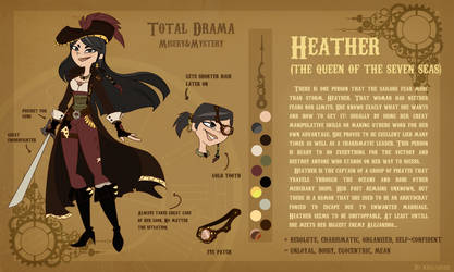 TD: Misery and Mystery Ref - Heather