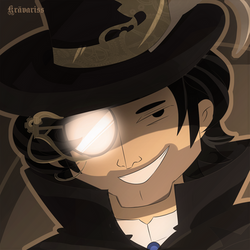 Steampunk Chris Icon
