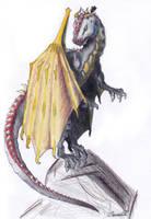 Dragon E by Camelibi