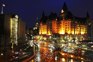 Chateau Laurier by Camelibi