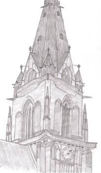 Bernharduskirche Tower