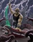 Riddick Rules the Dark