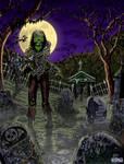 Graveyard Zombie