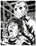 Jason kills Shelly!