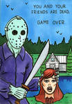 NES Friday 13th