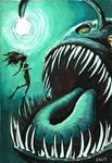 Deep Sea Angler Terror