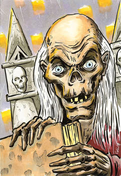 The Cryptkeeper | Tales from the Crypt