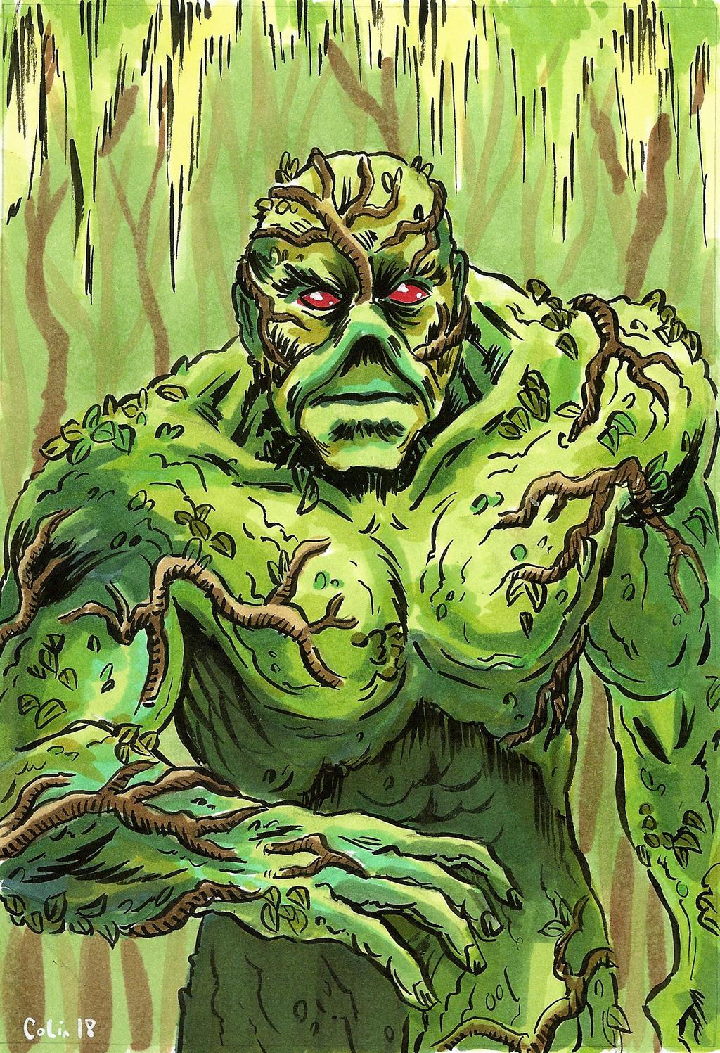 Swamp Thing!!!