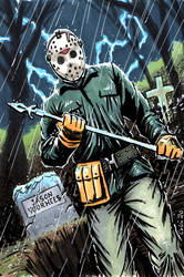 Friday the 13th part 6 Jason