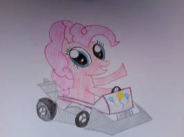 pinkie kart by ponys-for-you