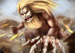 Jaw Titan - Attack On Titan