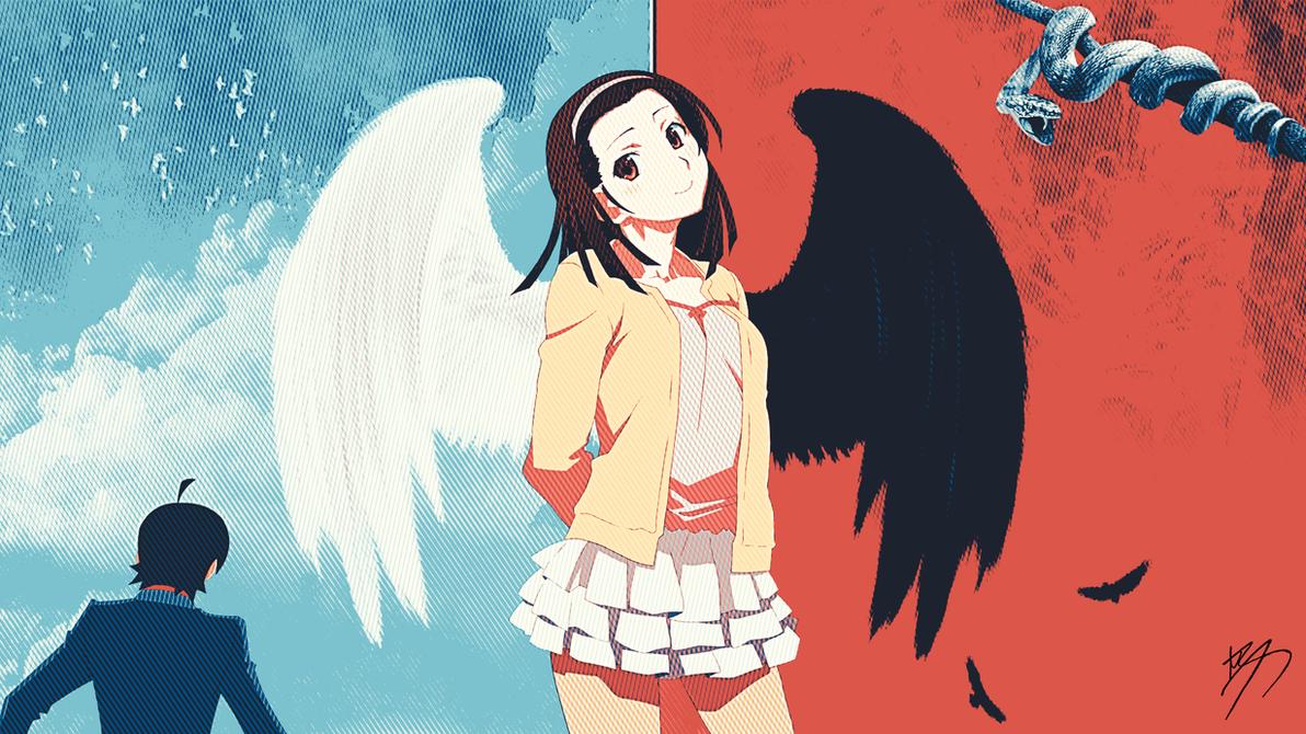 Monogatari Series by MawelArt
