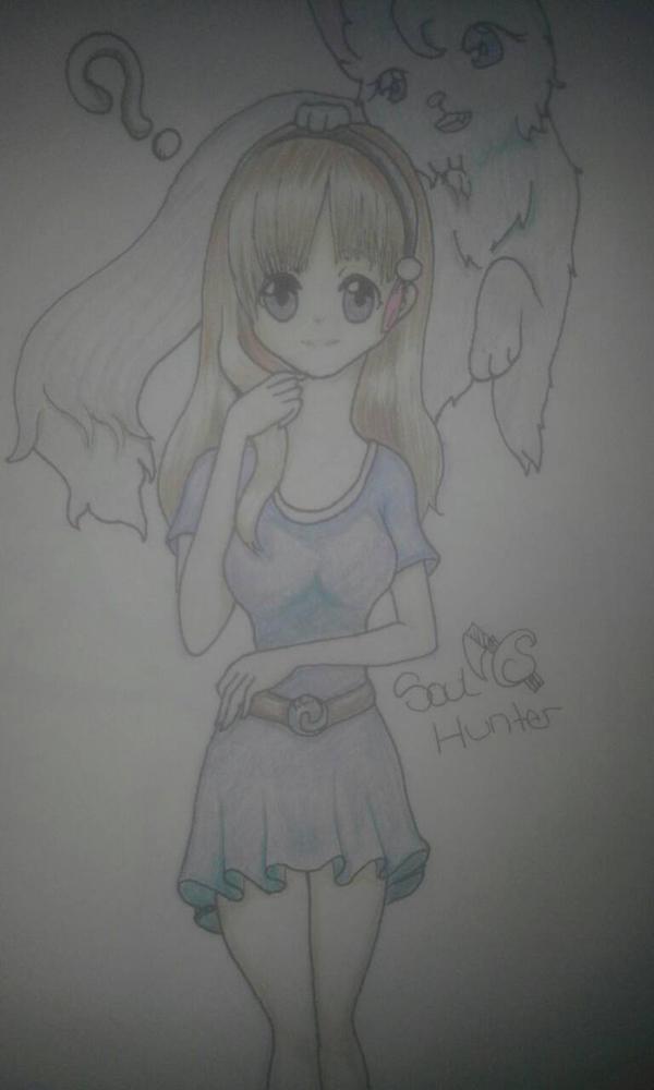 OC's Kiori , Nami by Soulhunter98