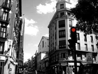 No Me Paras - Madrid by Anilevex