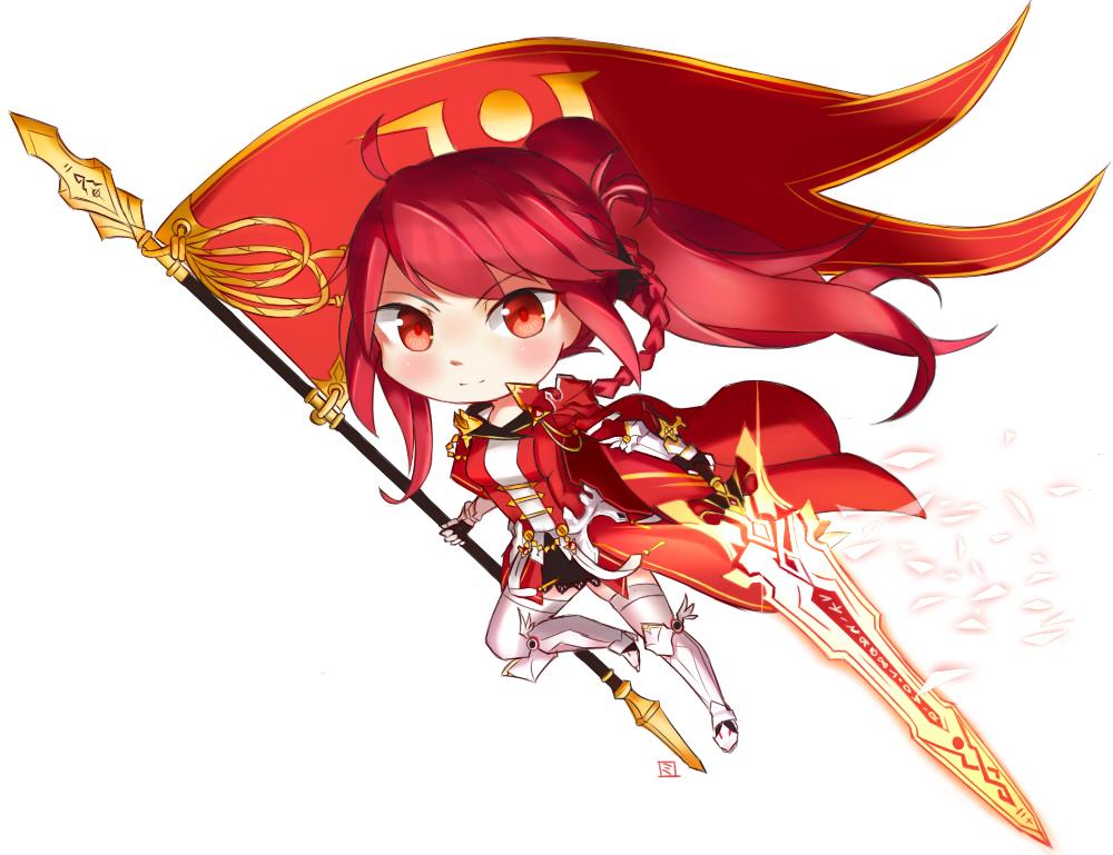 [Contest] Empire Sword by Mitchi-ru