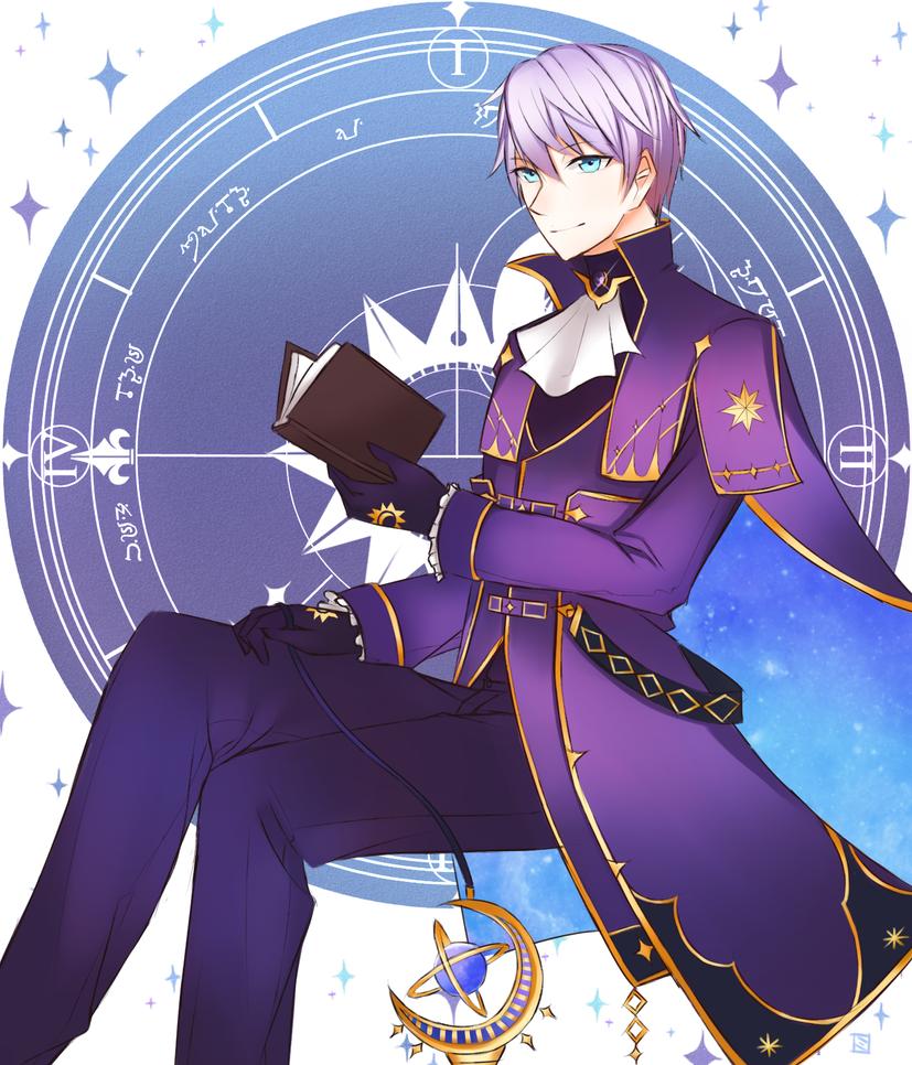 Celestial Master Ain by Mitchi-ru
