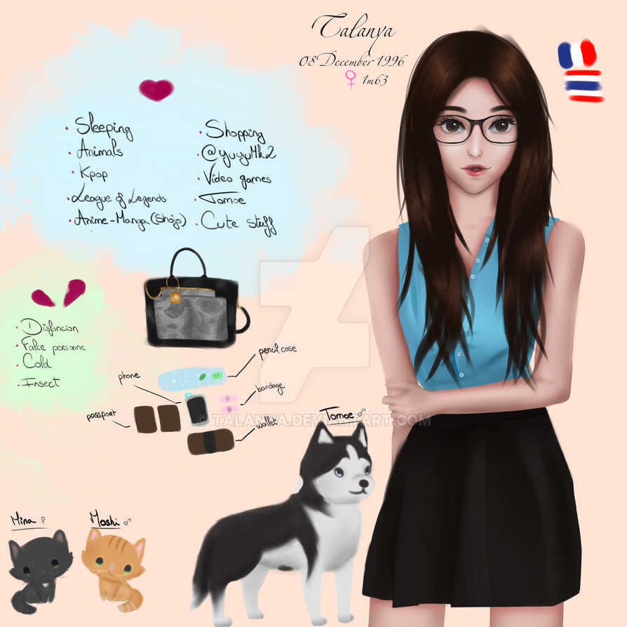 Meet The Artist by Talanya
